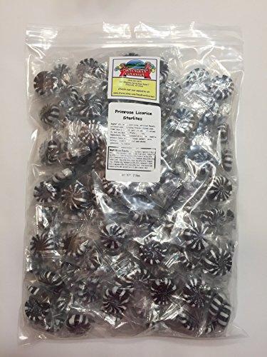 - Licorice Starlight Mints Hard Candy, Starlites (2 pounds)