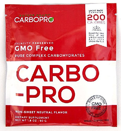 Carbo-PRO SportQuest CarboPro Single Serve 6 Pack / 1.8oz, 50G Each Pack