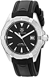 TAG Heuer Men's WAY2110.FT8021 Stainless Steel Automatic Self-Wind Watch