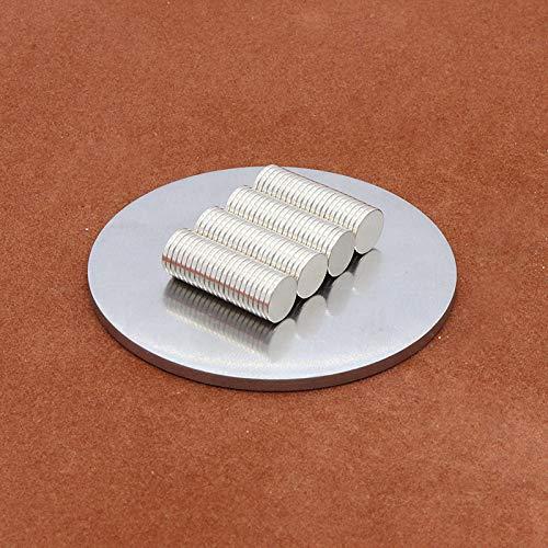 7x1 mm 7mm x 1mm imanes neodimio Cocina Oficina Refrigerador QISKAI 100pcs//lot 7x1 mm 7 35 1 mm N