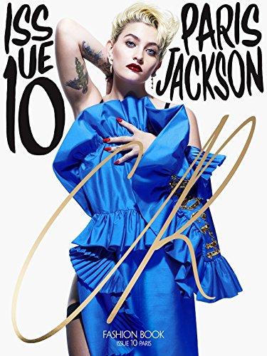 CR Fashion Book Magazine Issue 10 (Spring/Summer 2017) Paris Jackson Cover