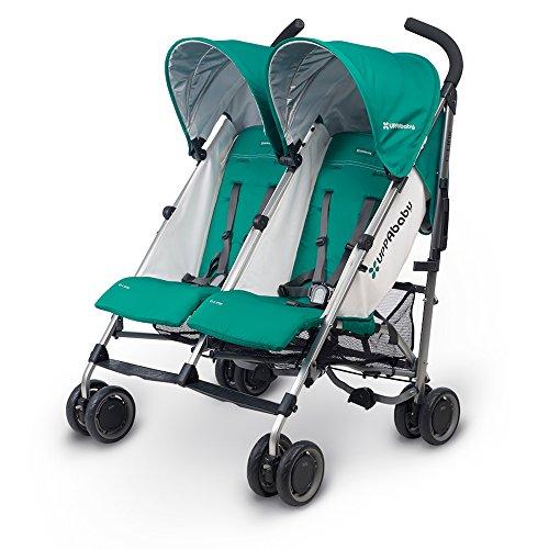 Uppa Baby G-LINK Stroller, Ella (Jade)