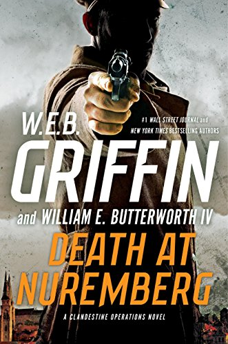 Death at Nuremberg (A Clandestine Operations Novel) by Unknown