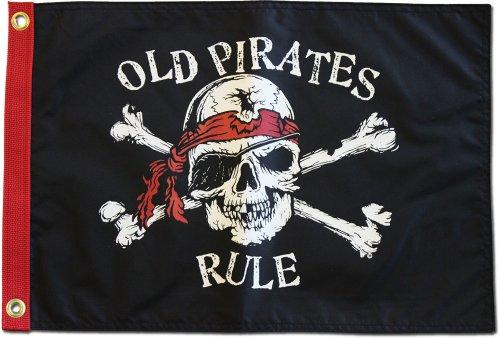 Nylon Pirate Flag - 8