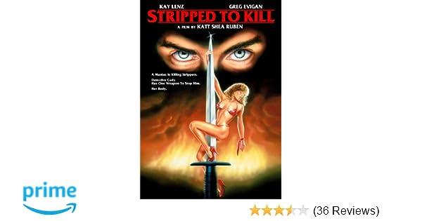 Amazoncom Stripped To Kill Kay Lenz Greg Evigan Norman