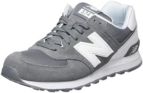 New Balance Men's ML574 Reflective Pack Sneaker