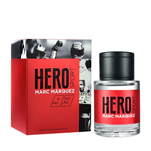 Colonia Hero Sport Marc Marquez 93 100ml