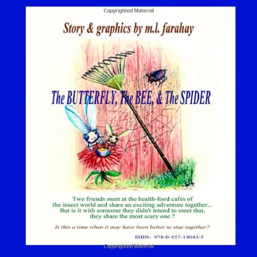 The Butterfly, The Bee and The Spider pdf epub