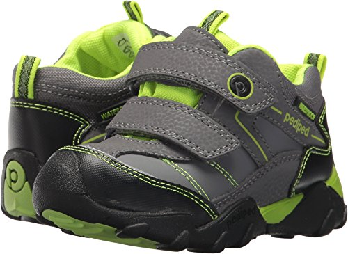 Pictures of pediped Kids' Flex Max RS5021 Charcoal Lime 1