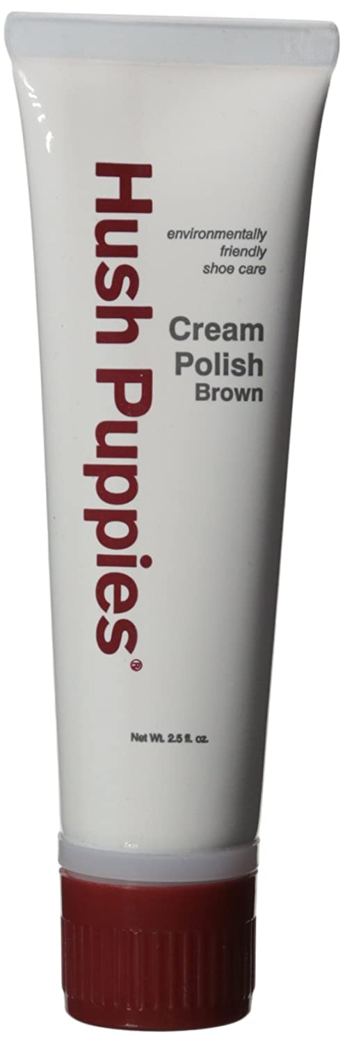 Men's Cream Polish in Brown