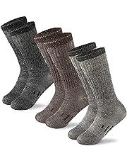 Thermal 89% Merino Wool Socks women manPack of 1 Pairs