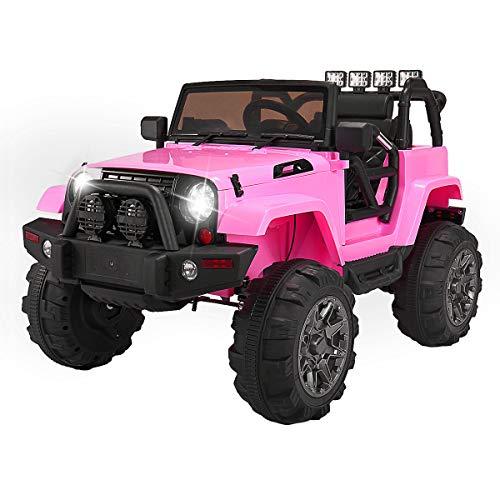 frozen jeep power wheels - 7