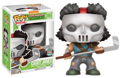 Teenage Mutant Ninja Turtles POP! Specialty Casey