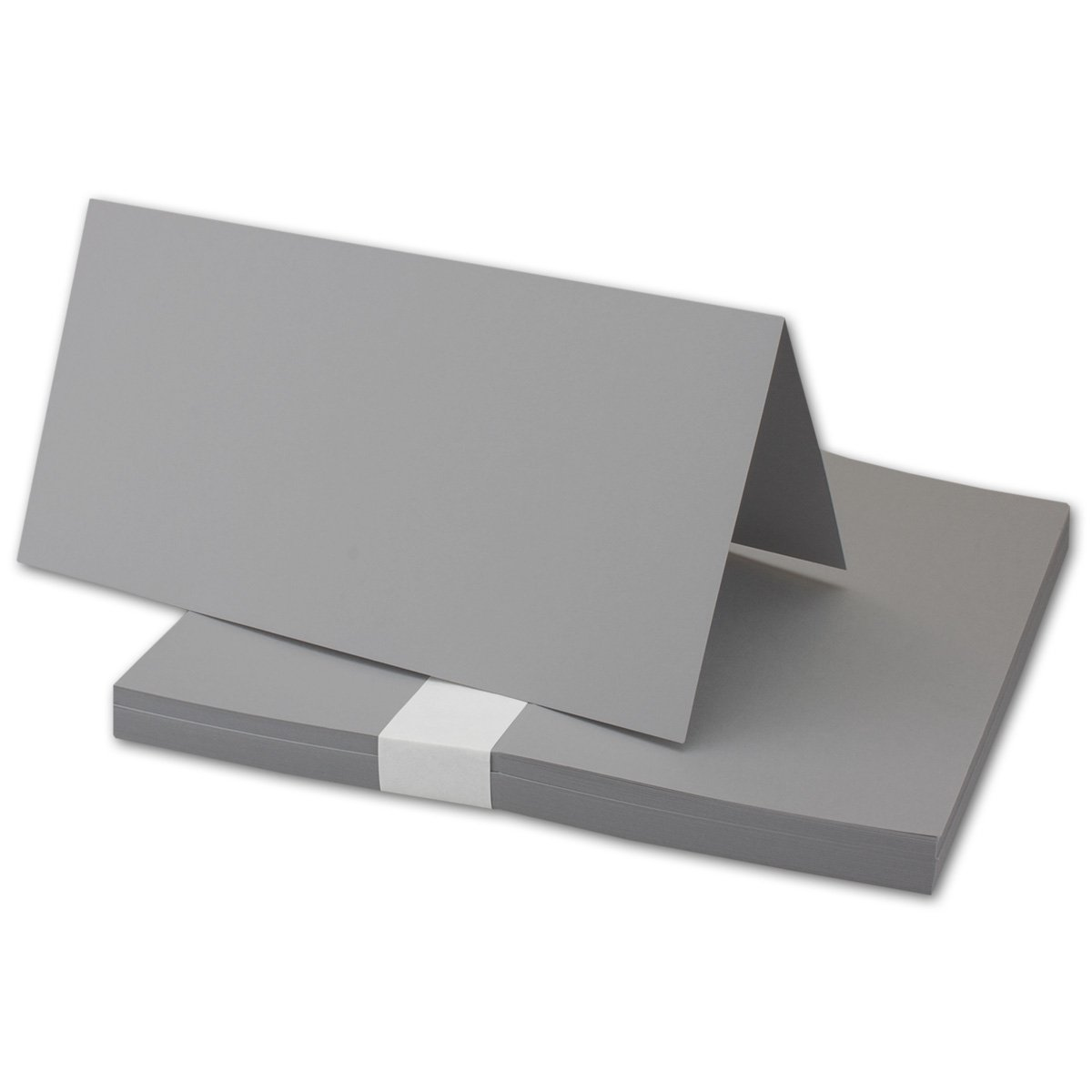 700 Faltkarten Faltkarten Faltkarten Din Lang - Hellgrau - Premium Qualität - 10,5 x 21 cm - Sehr formstabil - für Drucker Geeignet  - Qualitätsmarke  NEUSER FarbenFroh B07FKQSSMW | Beliebte Empfehlung  396fc4