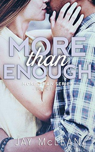 More Than Enough (More Than Series, Book 5)