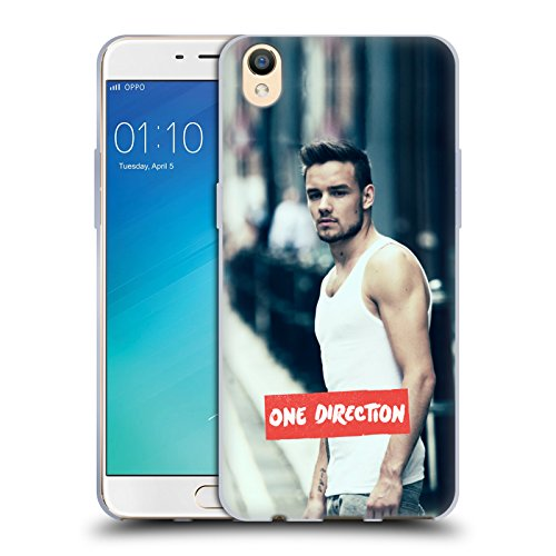 Official One Direction Tint Liam Photo Filter Soft Gel Case for Oppo R9 / F1 - Tint F1