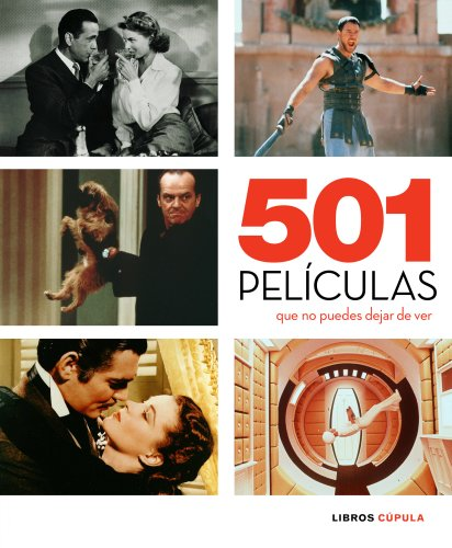 Descargar Libro 501 Películas Que No Puedes Dejar De Ver Aa. Vv.