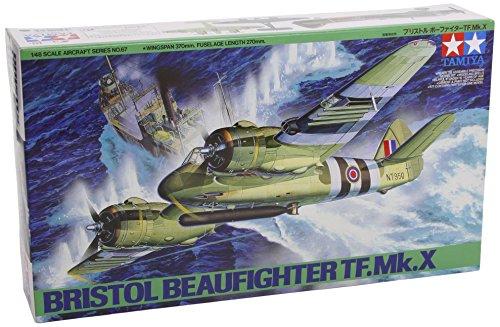 Bristol Beaufighter Tf.mk.x – 1:48 Aircraft – Tamiya