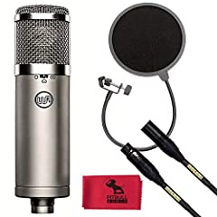 Warm Audio WA-47jr FET Condenser Microphone Like Father. Like Son. The WA-47jr is an FET transformerless version of the highly renowned classic '47 microphone that has been used on countless hit records for the last 50+ years. The WA-47jr is ...