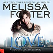 Game of Love: Love in Bloom: The Remingtons, Book 1 | Melissa Foster