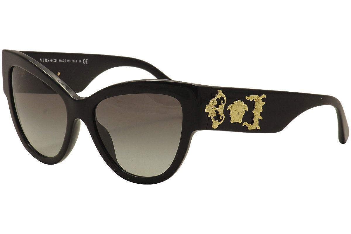 Versace Sonnenbrille (VE4322) Braun (Havana/Browngradient)