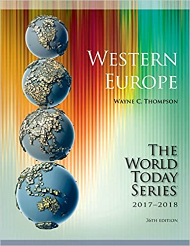 Book Western Europe 2017-2018 (World Today (Stryker))