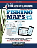 New York - Central Southeastern Adirondacks Fishing Map Guide