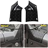 RT-TCZ Cowl Body Armor Cover Sport Exterior Accessories Parts for Jeep Wrangler MOBA Rubicon Sahara Sport Sport S 2018 2019