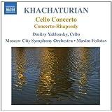 Khachaturian: Cello Concerto / Concerto-Rhapsody