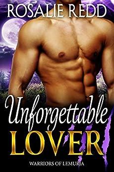 Unforgettable Lover: Warriors of Lemuria (a novella) by [Redd, Rosalie]