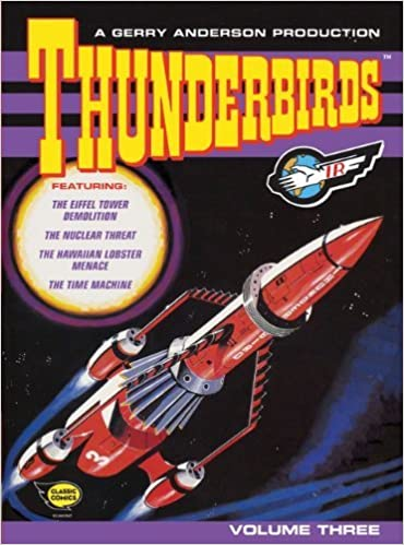 Thunderbirds Comic Volume 3 by Gerry Anderson (2014-12-01)
