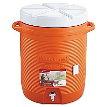 Amazon.com: Rubbermaid RHP 1610 10 gallon Capacity, 12.5