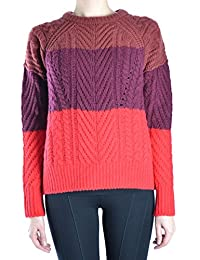 Marc By Marc Jacobs Women's Mcbi197028o Multicolor Wool Sweater