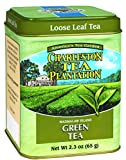 American Classic Loose Tea, Island Green Tin, 2.3 Ounce