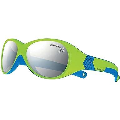 5cadf72796ca0c Lunettes de soleil pour bébé JULBO Vert Bubble Bleu   Anis Spectron 4 baby
