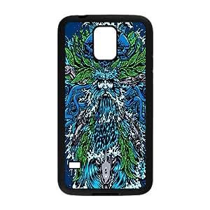 Samsung Galaxy S5 Phone Case Black HOLLSTER JKKP7455864