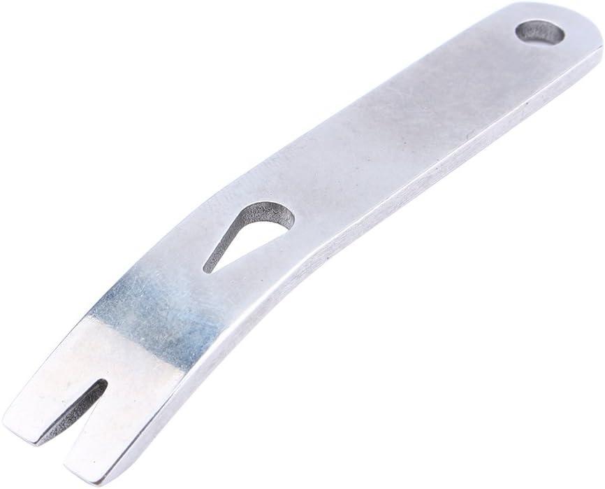 "Mini 3/"" Pocket Pry Bar Pocket Micro Crowbar Keyring EDC Tool Survival Opene yN"