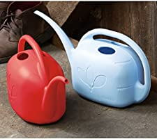 Red Indoor Watering Can 1 Gallon