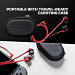 HyperX Cloud Earbuds – Gaming Headphones with Mic for Nintendo Switch and Mobile Gaming