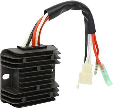 Amazon.com: OCPTY Voltage Regulator Rectifier Fits 99-00 Yamaha Bear  Tracker 250 95-99 Yamaha Big Bear 350 95 Yamaha Moto 4 94-00 Yamaha  Timberwolf 250 96-01 Yamaha Warrior 350 95-01 Yamaha Wolverine 350:  Automotive | Wolverine Wiring Harness 1995 |  | Amazon.com