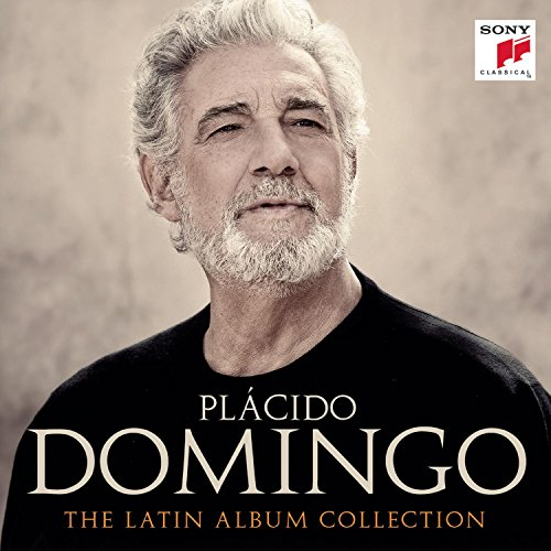 - Plácido Domingo - The Latin Album Collection