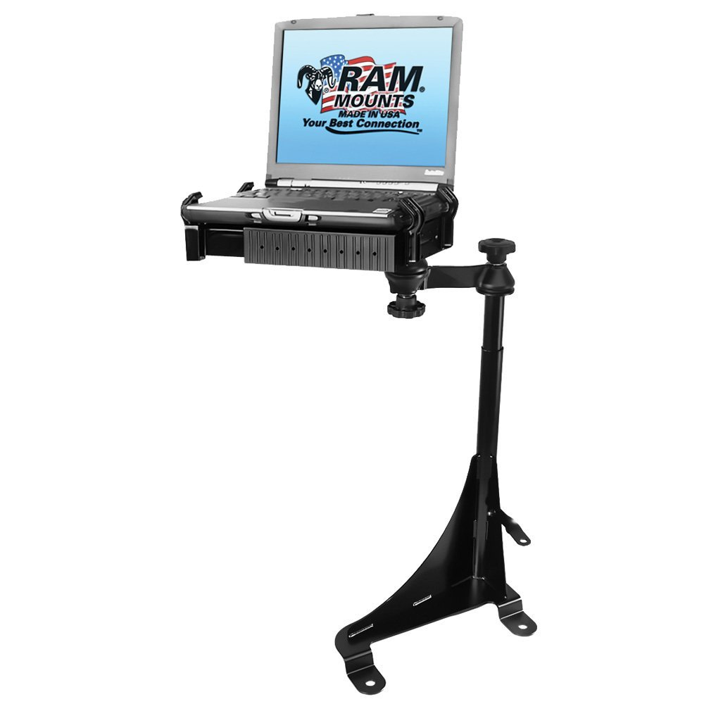 RAM Mount No-Drill Vehicle System f/Chevy Express Van (1998-2013) & GMC Savana Van (1998-2013) by RAM (Image #1)