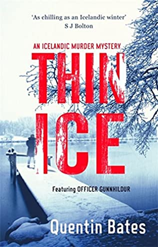 book cover of Thin Ice