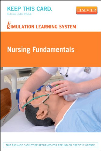 Simulation Learning System for Nursing Fundamentals (Retail Access Card), 1e by Elsevier