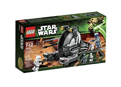 LEGO Star Wars Corporate Alliance Tank Droid (Discontinued by manufacturer)