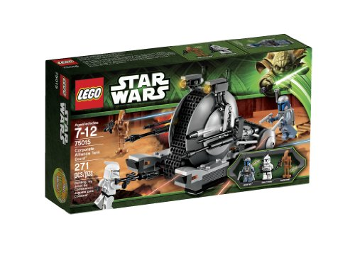 LEGO Star Wars Corporate Alliance Tank Droid (Discontinued by manufacturer) (Lego Tank)