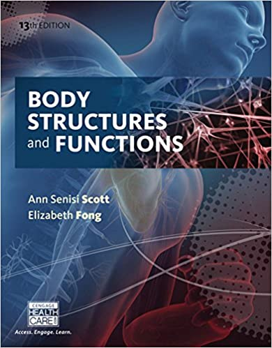 Body Structures And Functions 9781305511361 Medicine