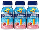 Pediasure Regular Nutrition Drink Bottles - Strawberry - 8 oz - 24 pk