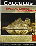 Calculus : Special Edition Chapters 5-8 11 12 14, Strauss and Monty, J., 1465240799
