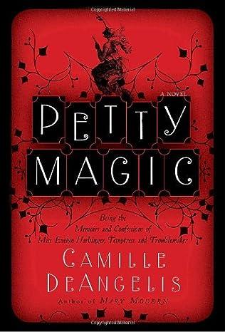 book cover of Petty Magic